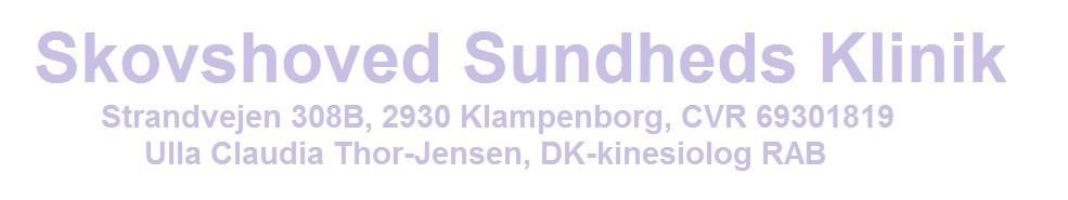 Skovshoved Sundheds Klinik - Klampenborg